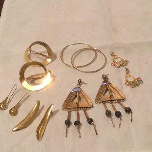 🌹Amazing Mystery Bundle Assorted Fun Earrings 🌹